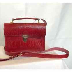 Cartable Rouge, petite taille