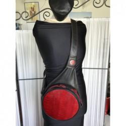 Sac P&P's Noir & Rouge...
